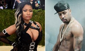 Bạn trai cũ cáo buộc Nicki Minaj từng cầm dao chém anh suýt chết