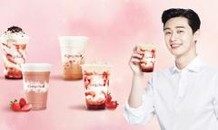 4 lý do thưởng thức bộ sưu tập thức uống dâu tây của Gong Cha