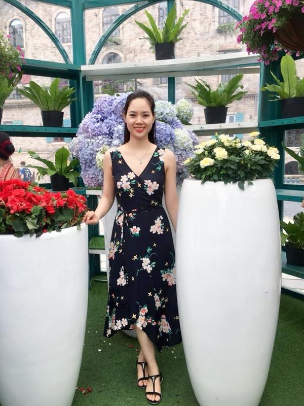 Nhan sắc của chị ngày càng mặn mà sau 16 năm đăng quang danh hiệu Hoa hậu Việt Nam.