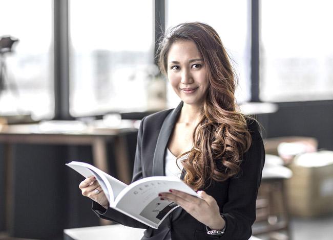 Anna Vanessa Haotanto năm nay 32 tuổi và là một trong những ngườitruyền cảm hứng cho nhiều phụ nữ trên thế giới. Ảnh: The Asian Entrepreneur.