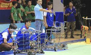 19 đội dự Robocon châu Á -Thái Bình Dương 2018 ở Việt Nam