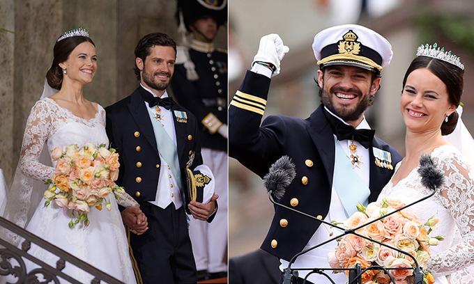Công nương Thụy Điển: từ người mẫu bikini đến vợ hoàng tử