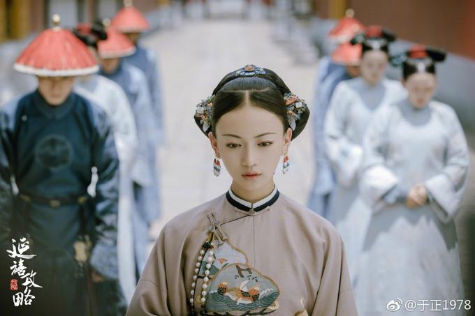 Dàn diễn viên tài sắc trong phim thu hút sự chú ý của khán giả, đặc biệt là nữ chính Ngô Cẩn Ngôn.