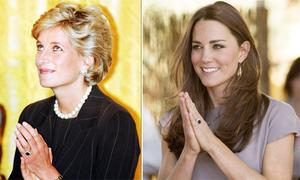 Nhẫn đính hôn gây tranh cãi của Công nương Diana