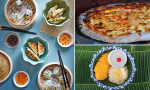 Địa chỉ cuối tuần: Ba nhà hàng cho cả gia đình 'du lịch thế giới'