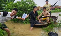 Thanh Hóa sơ tán gần 10.000 dân do lũ dâng cao