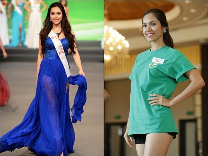 Thành tích thi quốc tế của các Hoa hậu, Á hậu Việt Nam - 4