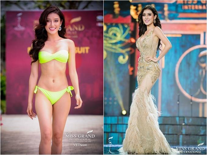 Thành tích thi quốc tế của các Hoa hậu, Á hậu Việt Nam - 6