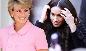 Sở thích giống nhau của Meghan và cố Công nương Diana