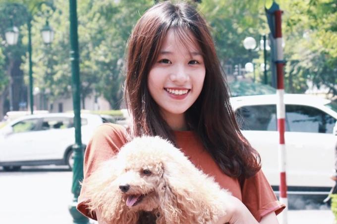 Côtìm hiểu thông tin danh lam thắng cảnh của nhiều đất nước khác nhau. Hiện cô nỗ lực hết mình và mong muốn đạt thành tích tốt tại Hoa hậu Việt Nam.