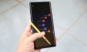 Galaxy Note 9 với S Pen đa dụng, camera và pin nâng cấp