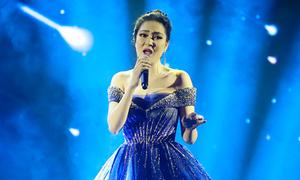 Hoa hậu Nguyễn Thị Huyền khoe giọng hát với hit của Adele