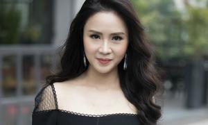 Hồng Diễm: 'Chồng lườm nguýt, bĩu môi khi xem cảnh tình cảm của tôi'