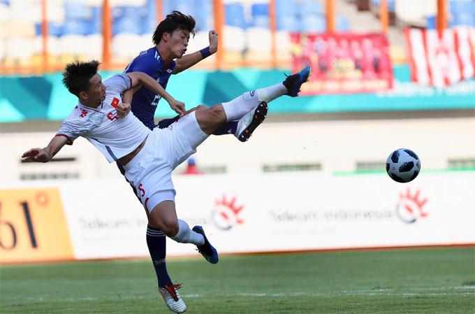 Mục tiêu giữ sạch lưới hoàn thành. Việt Nam vượt qua Nhật Bản để giành ngôi đầu bảng D.