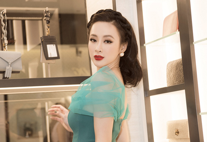 Hiện tại, Angela Phương Trinh dành thời gian nhiều cho việc tập luyện thể dục và trau dồi thêm khả năng diễn xuất.
