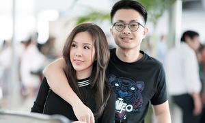 Hoa hậu Thu Hoài nhận mình số hưởng vì có bạn trai tâm lý