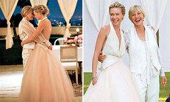 Hôn nhân đồng giới 10 năm hạnh phúc của nữ MC giàu nhất nước Mỹ