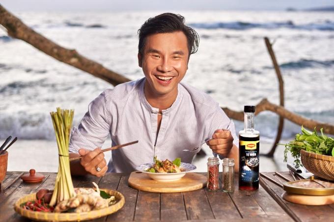 Rời nhà hàng 5 sao, Đầu bếp đỉnh tìm về thiên nhiên để sáng tạo món ăn mới từ đặc sản Phú Quốc  - 3