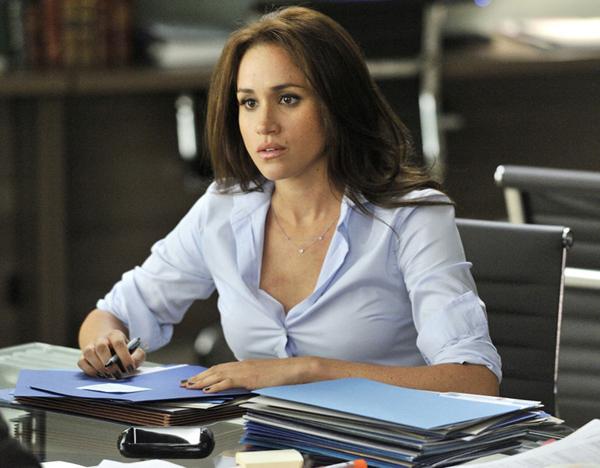 Meghan với vai diễn Rachel Zane trong Suits. Ảnh: NBCU Photo Bank.