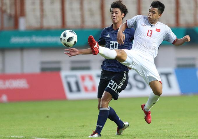 Việt Nam gặp Bahrain ở vòng 16 đội. Ảnh: Đức Đồng.