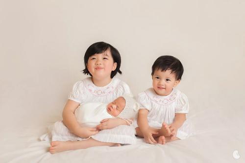 Ba cô con gái (Daisy - Bánh Mì - Bơ)của MC Minh Trang.