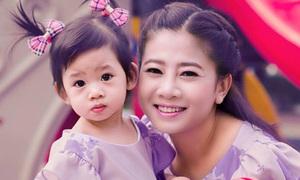 Mai Phương không muốn con gái thấy cô đau đớn vì bệnh