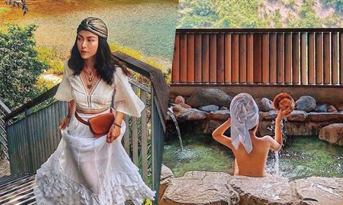 Fashionista Hà Trúc khám phá Đài Loan 'lạ chưa từng thấy'