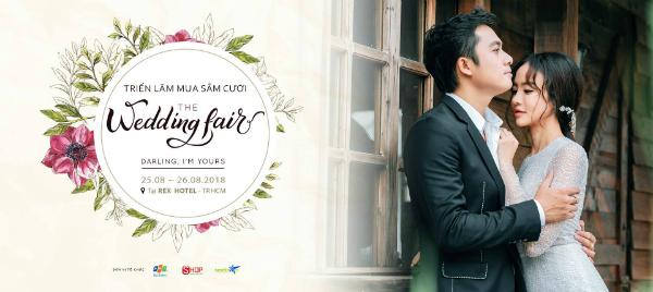 Sáng nay diễn ra Triển lãm cưới Wedding Fair 2018