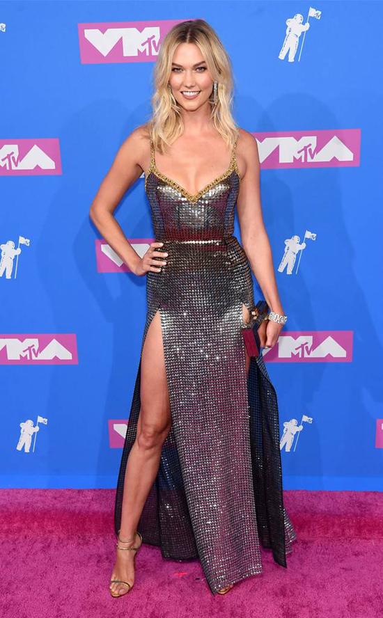 Siêu mẫu Karlie Kloss.