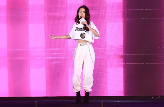 Thí sinh Vũ Hoàng Lan Anh giành ngôi quán quân Ngôi sao Tài năng 2018. Phần thưởng của cô là 100 triệu đồng tiền mặt và 100.000 tiền điện tử (tương đương 25 triệu đồng). Sắp tới cô có cơ hội sang Trung Quốc tham gia khóa đào tạo âm nhạc và vũ đạo.