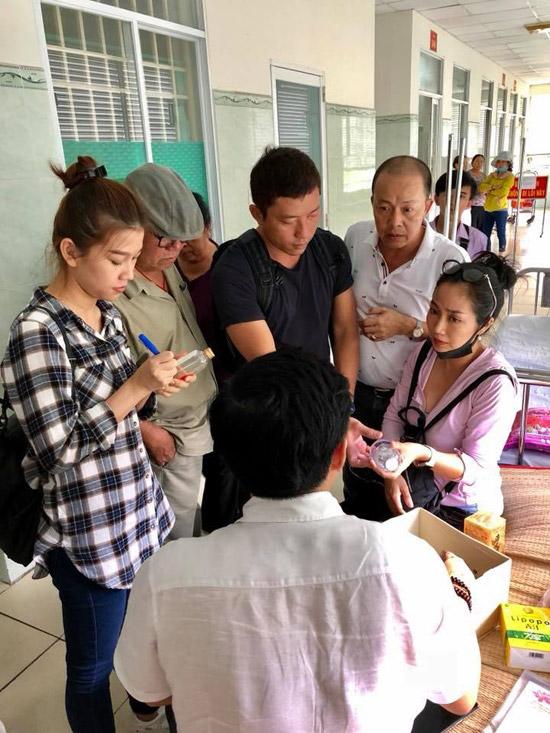 Ngoài Ốc Thanh Vân, Đức Hải, Kinh Quốc, đông đảo nghệ sĩ đang chung tay tổ chức đêm nhạc để quyên tiền chữa bệnh cho Mai Phương.