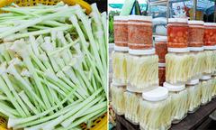 Dưa chua bồn bồn - đặc sản Cà Mau đãi khách phương xa