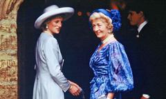 Công nương Diana từng bật khóc sau cuộc điện thoại cuối cùng với mẹ đẻ