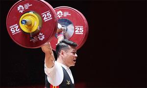 Thạch Kim Tuấn tiếc vì không giành HC vàng Asiad