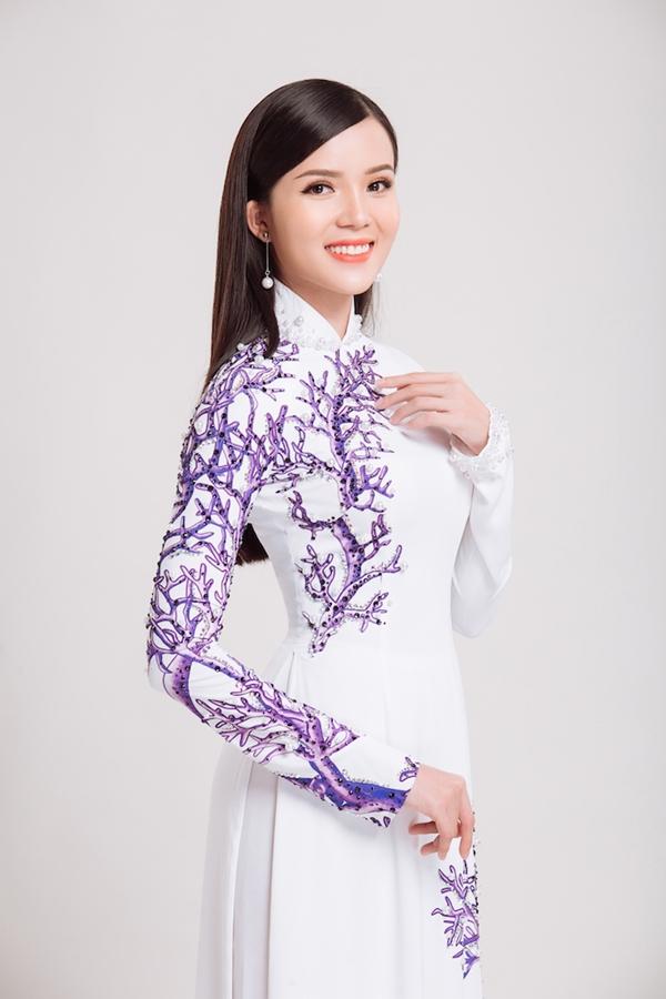 Người đẹp từng chiến thắng cuộc thi Hoa khôi Sinh viên Cần Thơ 2014, lọt vào vòng chung kết Hoa hậu Việt Nam 2016. Hiện cô sinh sống ở TP HCM và làm việc tại một ngân hàng.