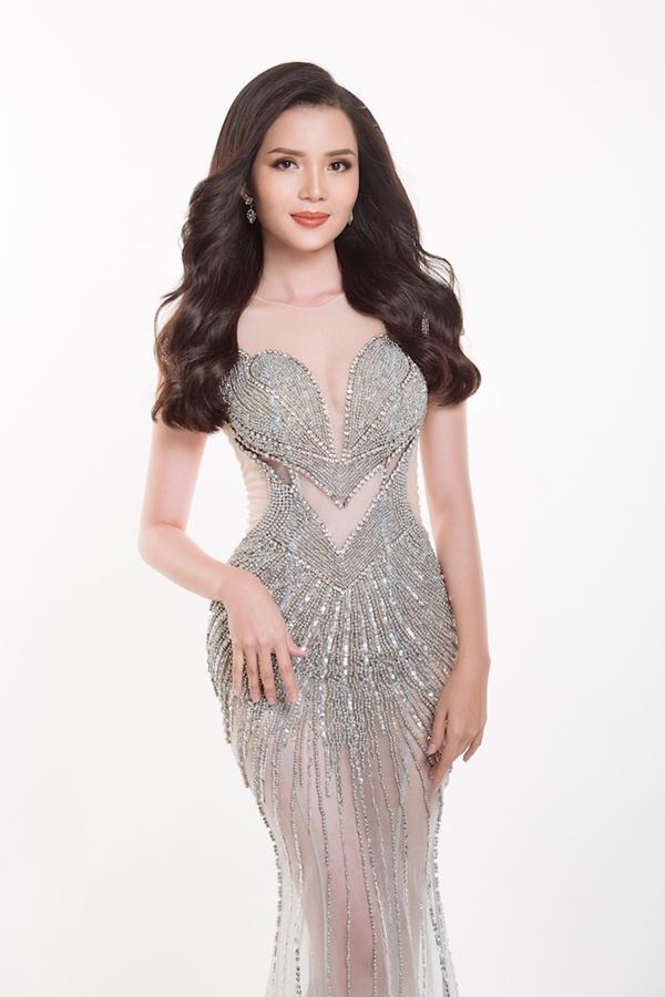 Nhan sắc Hoa khôi Cần Thơ dự thi Hoa hậu Châu Á Thái Bình Dương - 4