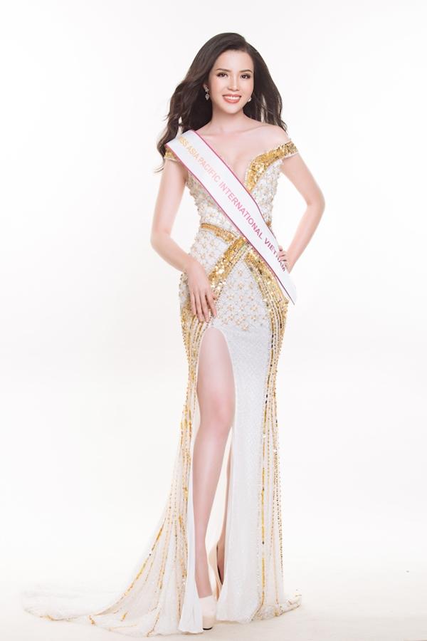 Nhan sắc Hoa khôi Cần Thơ dự thi Hoa hậu Châu Á Thái Bình Dương - 6