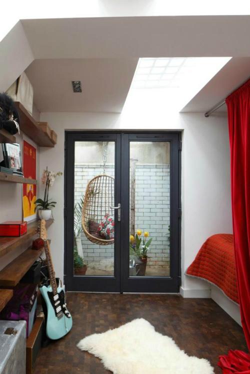 Nữ kiến trúc sư cải tạo nhà vệ sinh công cộng thành căn hộ có gu - 8