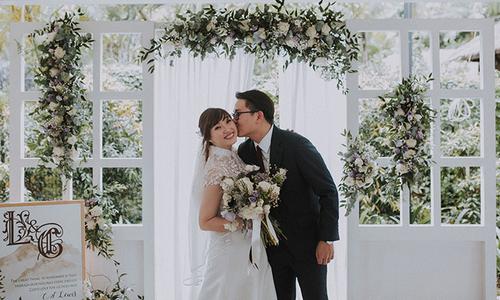 Đám cưới dựa theo tiểu thuyết 'Biên niên sử Narnia'
