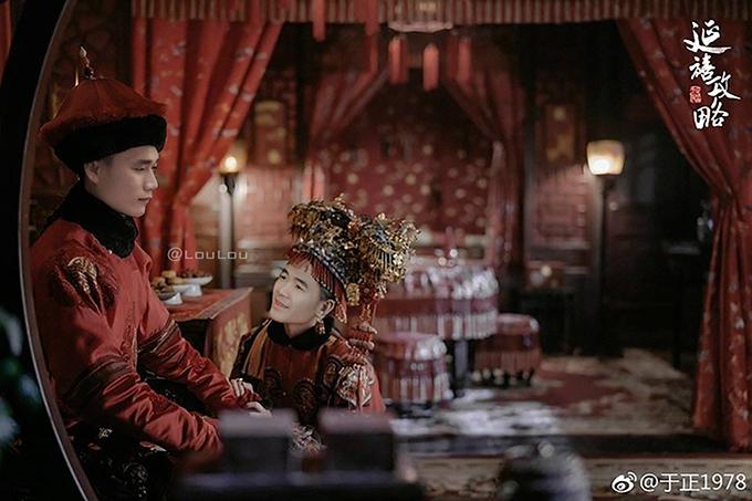 Đức Chinh và Bùi Tiến Dũng được khen là diễn rất đạt trong phân cảnh này.