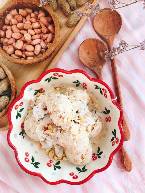 Kem đậu phộng vừa ngon vừa dễ làm - 1