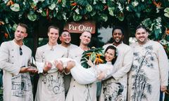 Nhiếp ảnh gia Bùi Đình Chương: 'Ảnh cưới đẹp khi cô dâu chú rể có cảm xúc'