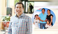 Quang Thắng: 'Tôi quá xấu trai nên vợ chả phải ghen'