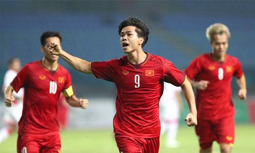Việt Nam thắng Bahrain, lần đầu vào tứ kết Asiad