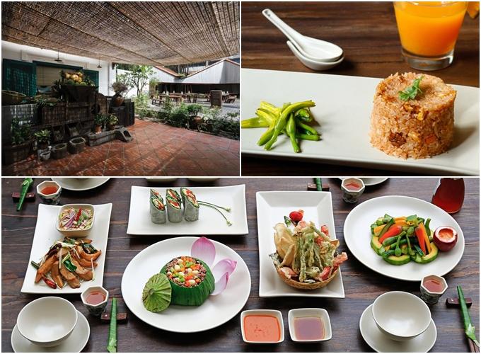 Địa chỉ cuối tuần: 4 nhà hàng chay cho mùa lễ Vu lan