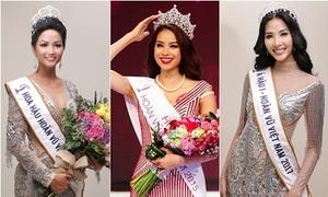 6 người mẫu Next Top lấn sân thi Hoa hậu thành công
