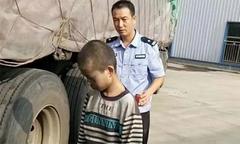 Cậu bé 9 tuổi bỏ nhà, nấp gầm xe tải đi 1.000 km