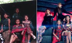 4 bé gái Thái vụt thành sao mạng xã hội nhờ cover 'Ddu-du Ddu-du' của BlackPink
