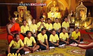 Đội bóng Thái Lan kể về chuyến thám hiểm dẫn đến 2 tuần mắc kẹt trong hang
