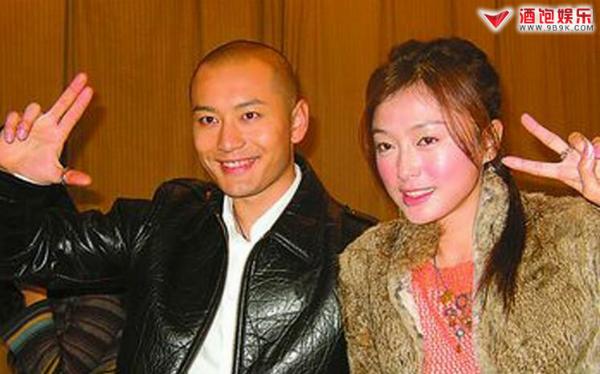 Huỳnh Hiểu Minh và Tần Lam. Ảnh: Jiubaoyule